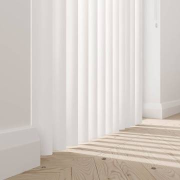 Rigid PVC Vertical Blinds Occa Blackout Luna Rigid PVC