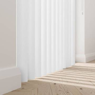 Rigid PVC Vertical Blinds Turilli Blackout Selene Rigid PVC