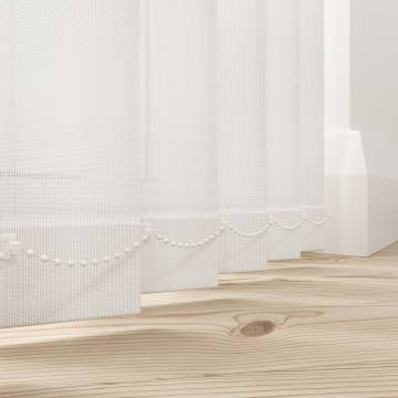 Vertical Blinds Uniview 3200 Prima White