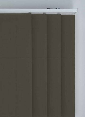 Panel Blinds Bella Blackout Dark Grey