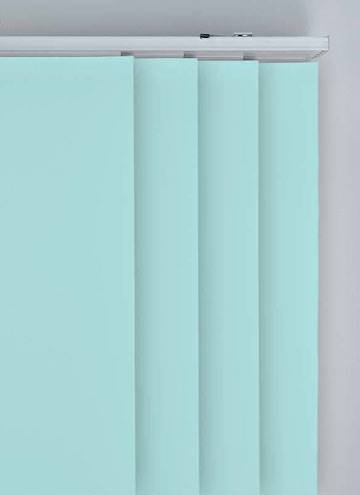 Panel Blinds Bella Blackout Tiffany Blue