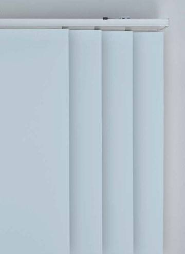 Panel Blinds Splash Brittany Blue