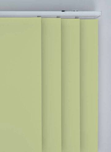 Panel Blinds Splash Moss Green