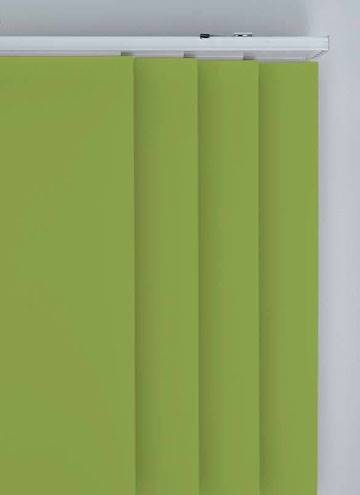 Panel Blinds Splash Pear Green