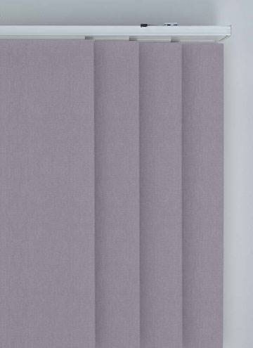 Panel Blinds Splash Sloe Purple