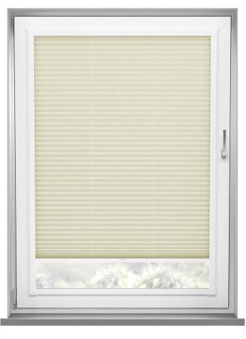 Perfect Fit Pleated Blinds Kana Soft Honey