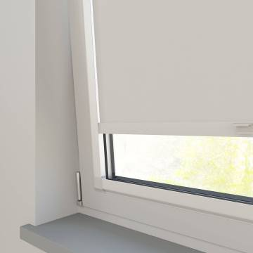 Perfect Fit Roller Blinds Oslo Blackout Dove Grey