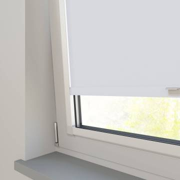 Perfect Fit Roller Blinds Oslo Blackout Frost White