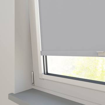Perfect Fit Roller Blinds Oslo Blackout Grey