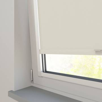 Perfect Fit Roller Blinds Oslo Blackout Oyster
