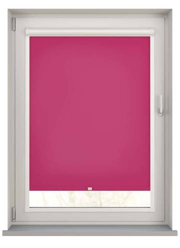 Perfect Fit Roller Blinds Stockholm Lipstick Pink