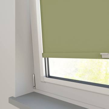 Perfect Fit Roller Blinds Stockholm Moss Green