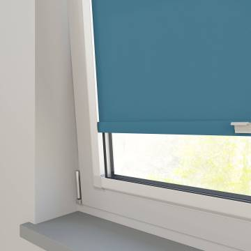 Perfect Fit Roller Blinds Stockholm Smoke Blue