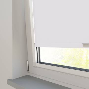 Perfect Fit Roller Blinds Stockholm Snow White