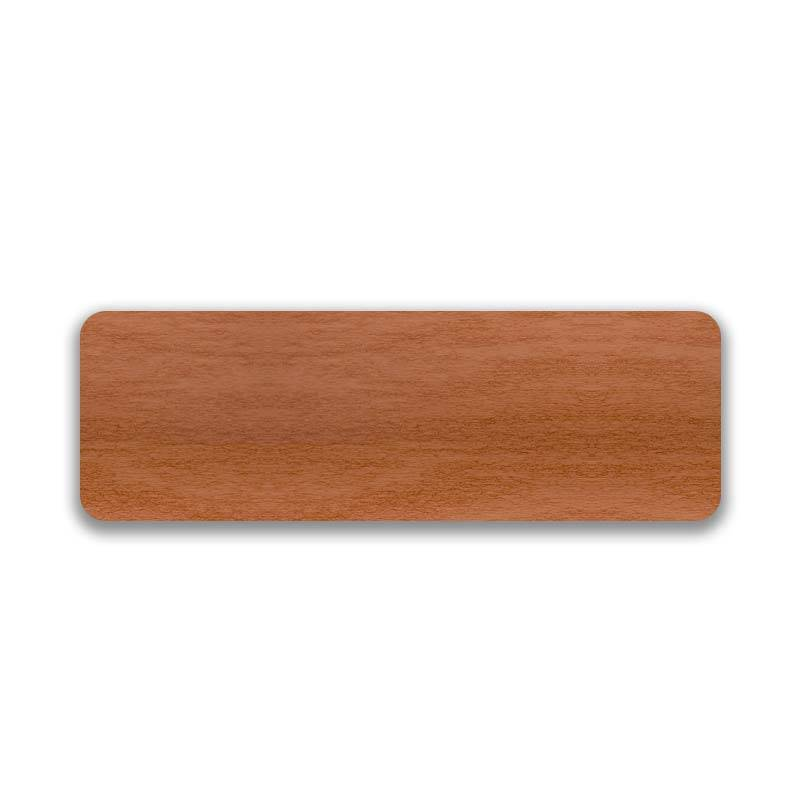 Wood Grain Effect 25mm Cherry