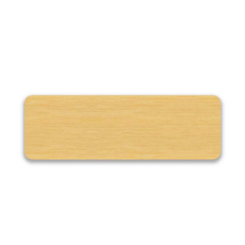 Wood Grain Effect 25mm Maple DC9401