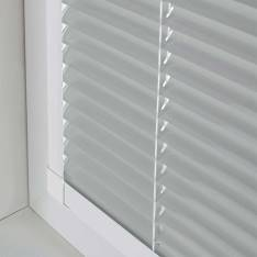 Perfect Fit Venetian Blinds Turin 25mm Steel Silver