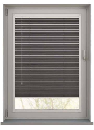 Perfect Fit Wooden Blinds Zambezi 25mm Hazel