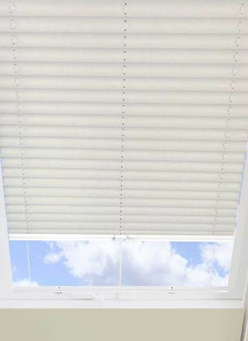 Pleated Skylight Blinds Nordic Solar Ice
