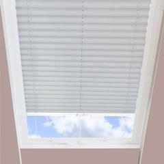 Pleated Skylight Blinds Calia Solar Flame Retardant Iron