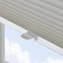 Pleated Skylight Blinds Galaxy Solar Blackout Silver