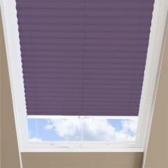 Pleated Skylight Blinds Infusion Solar Grape