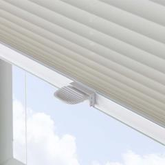 Pleated Skylight Blinds Infusion Solar Iron