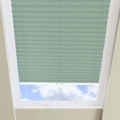 Pleated Skylight Blinds Infusion Solar Jade