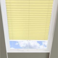 Pleated Skylight Blinds Infusion Solar Lemon