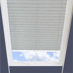Pleated Skylight Blinds Mineral Solar Iron