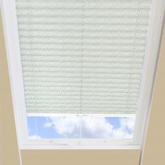 Pleated Skylight Blinds Sprinkle Solar Hemp