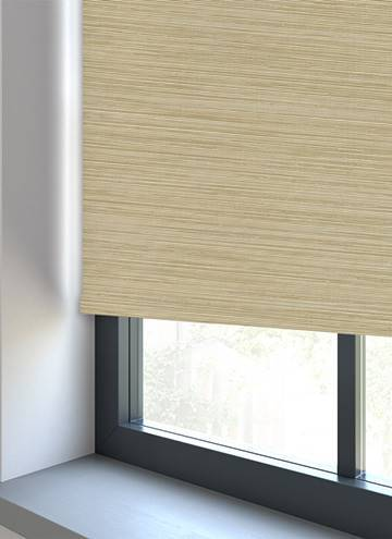 Stripe Solar Calico Cream