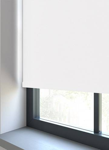Unilux PVC Blackout White