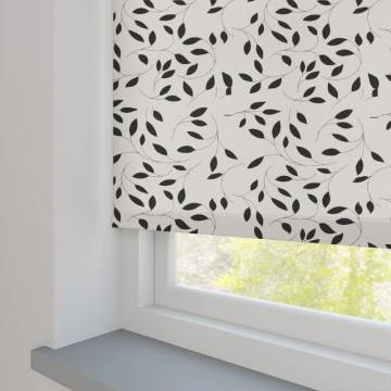 Roller Blinds Chatsworth Black