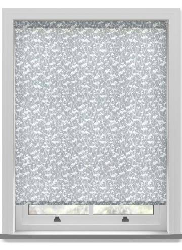 Roller Blinds Meadow Dove Grey