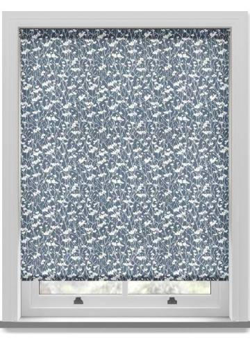 Roller Blinds Meadow Nightingale Blue