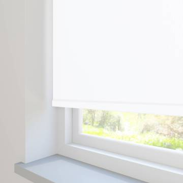 Roller Blinds Unilux PVC Blackout White