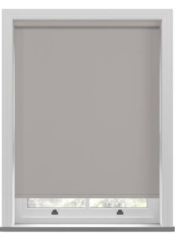 Roller Blinds Vitra Blackout Vapour Grey