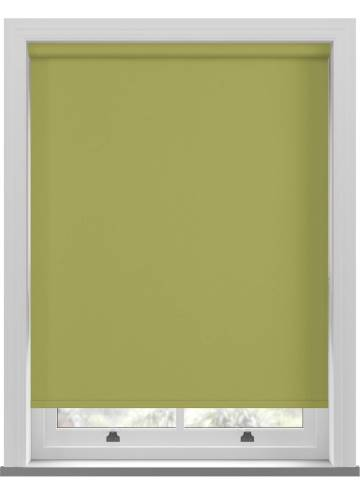 Roller Blinds Bella Blackout Vine Green