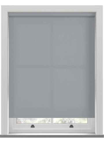 Roller Blinds Prime FR Ash Grey