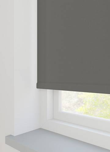 Unishade Blackout FR Flint Grey