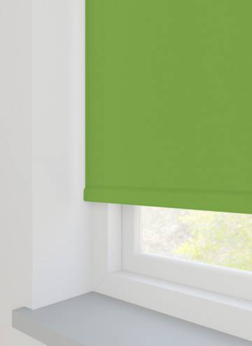Unishade Blackout FR Kiwi Green