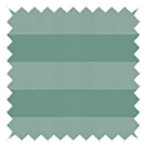 Midas Stripe Blackout Aqua Green