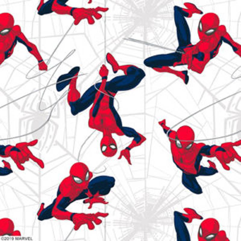 Disney Collection Marvel Spider-Man swatch