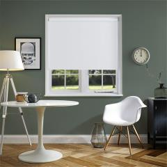 Shop All Office Roller Blinds. Previous. Genesis Blackout White