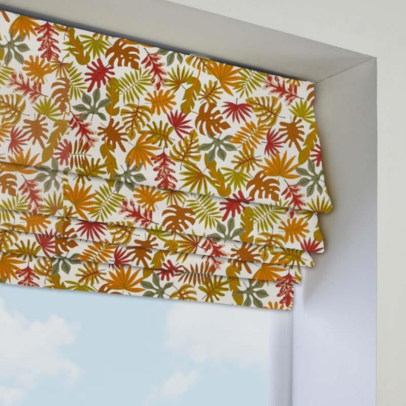 Roman Blinds Dell Autumn