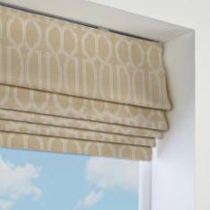 Roman Blinds Destiny Ember Gold