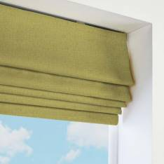 Faux Silk Olive Green