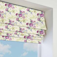 Roman Blinds Indonesia Orchid