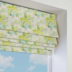 Roman Blinds Indonesia Tropical
